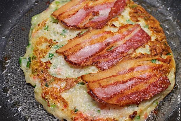 Окономияки — японская пицца