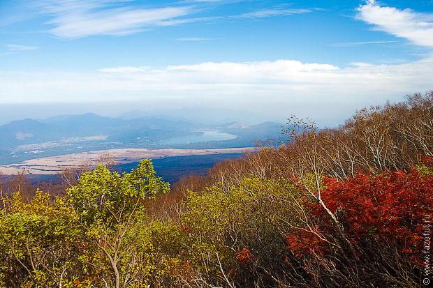 Япония с высоты
