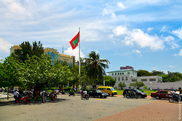 Мальдивы. Мале