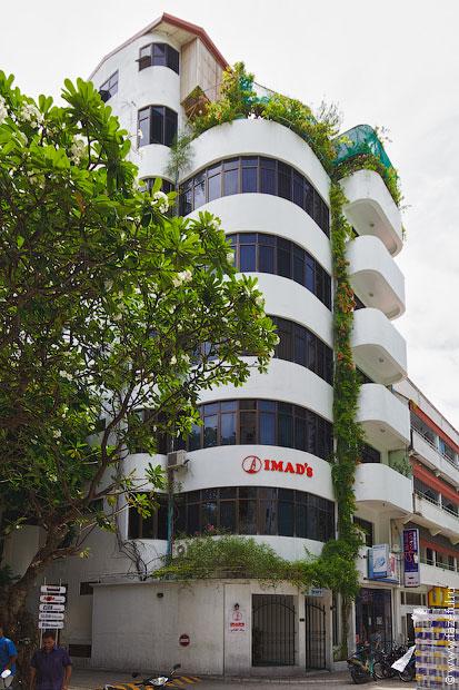 Мале — столица Мальдив