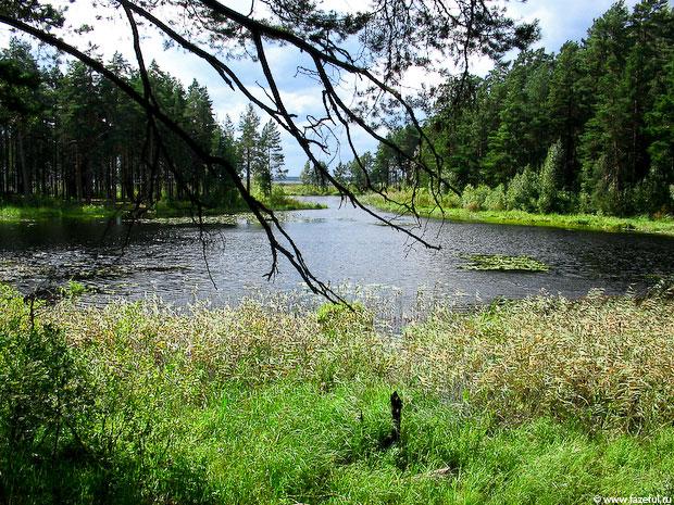 Внутреннее озеро