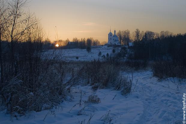 Свято-Казанский скит