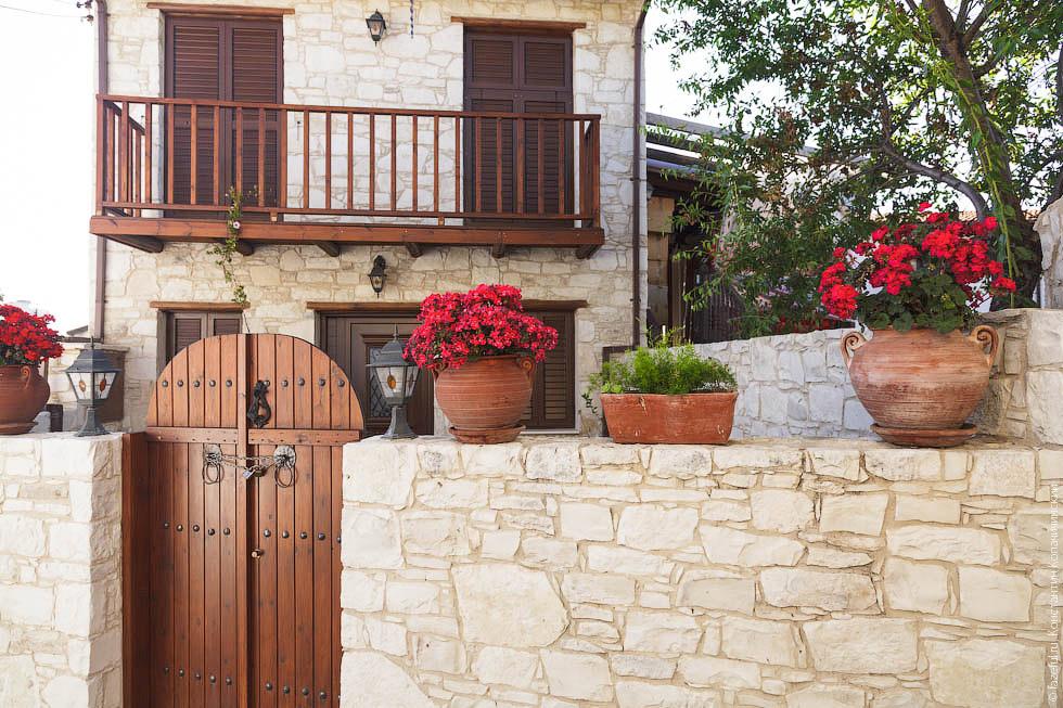 Горные деревни Кипра – Ланья
