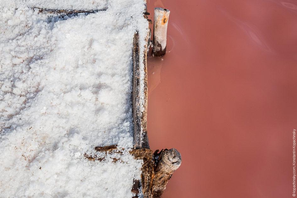 Как добывают морскую соль?