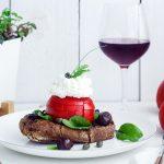Критский салат — Нтакос